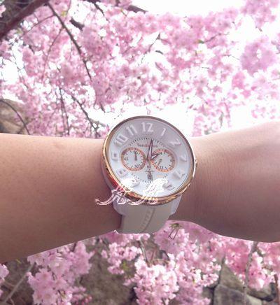 2015年テンデンス(tendence)と桜2