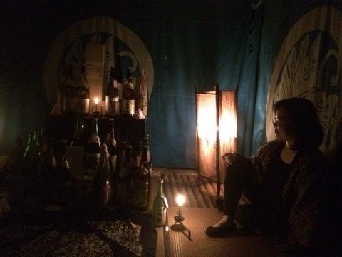 日本酒の祭壇