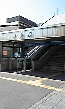 落合紘史の公式ブログ・鴻巣駅前