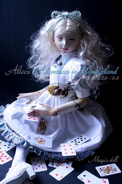 Mayu's doll のアリス