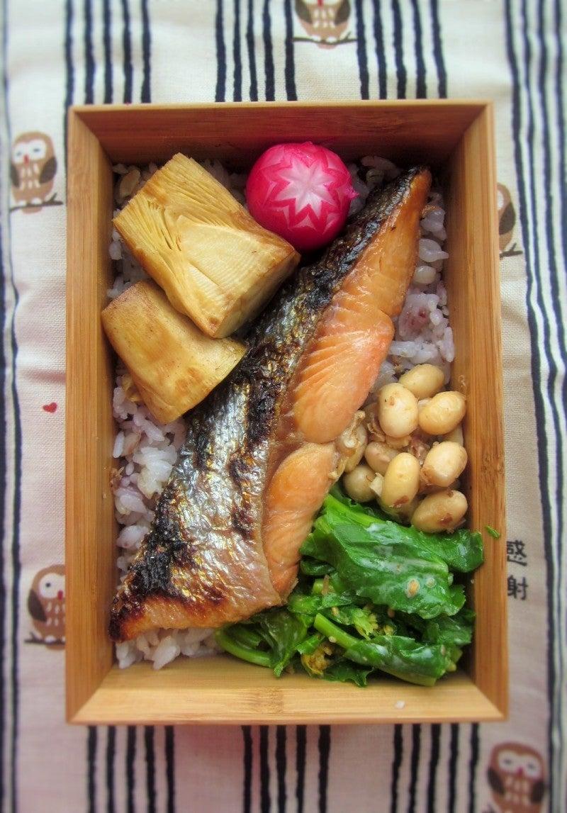 竹製お弁当箱