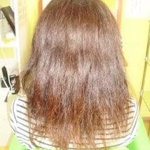 究極の髪質改善3年半…