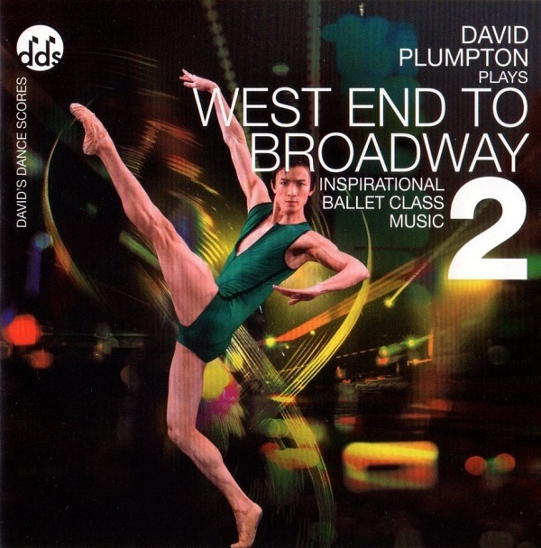 West End to Broadway 2 レッスンCD