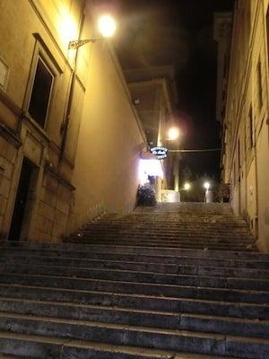 階段のうえ