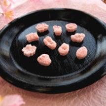 和菓子の木型作るラム…