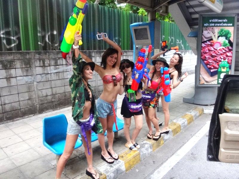 水かけ祭,ソンクラン13