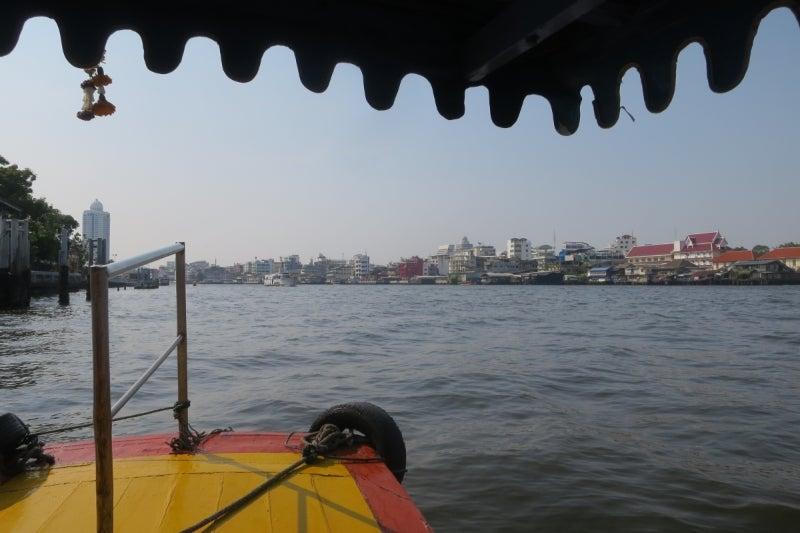チャオプラヤ川クルーズ3