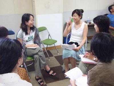 介護福祉施設職員の方がコミュニケーション能力を高めるとご利用者様から好評です。山梨甲府の介護施設職員研修は講師石川聡。