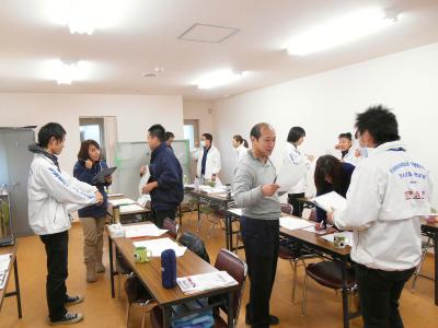 CSマインドを持つ。顧客満足を考える。お客様を感動させること。山梨甲府研修講師は石川聡。