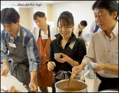 人気男子料理教室 メンズキッチン
