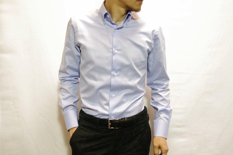 パールオックスサックスシャツ