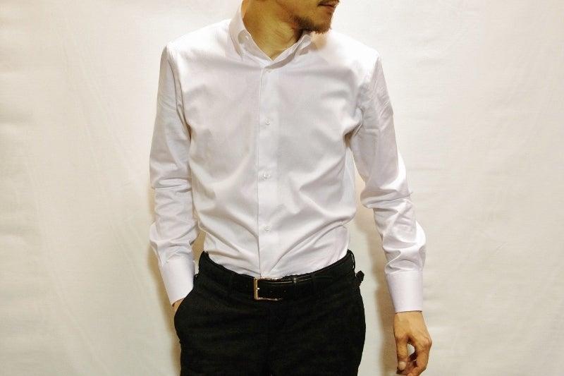 バブルドットシャツ