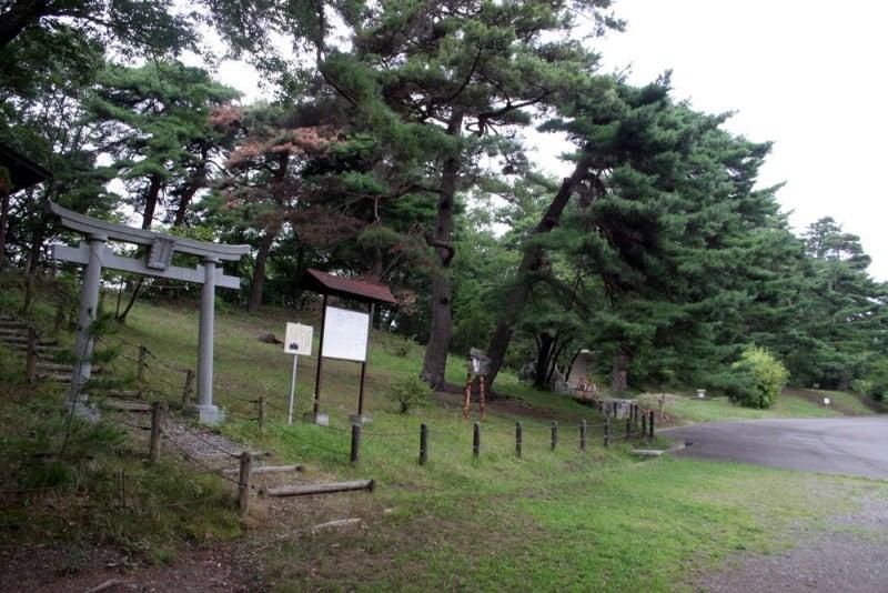 犬甘城/⑩城山神社