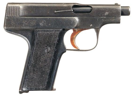 日本の小火器