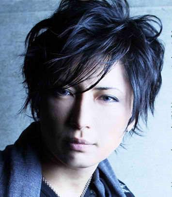 モダンヘアスタイル gackt 髪型 画像 : ameblo.jp