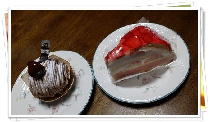 ケーキ(‐^▽^‐)