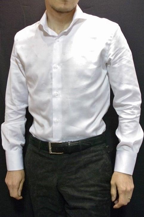 スカルドレスシャツ
