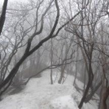 2015年3月の山行…