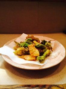 新筍、タラの芽、ふきのとうの天ぷら