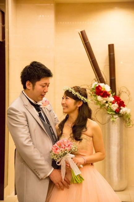 浅草 和婚 白無垢 色打ち掛け 写真