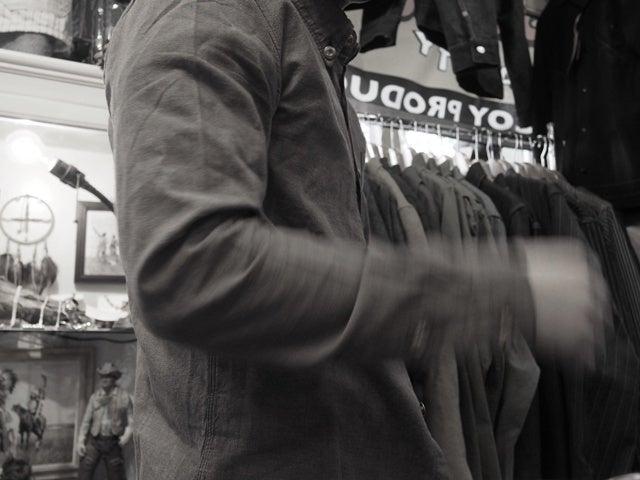 オルゲイユ ボタンダウンシャツ