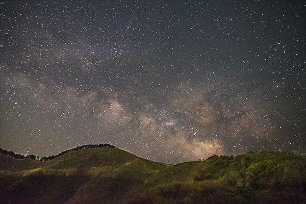 千葉でオリオン大星雲を撮影してみた!赤道儀不使 …