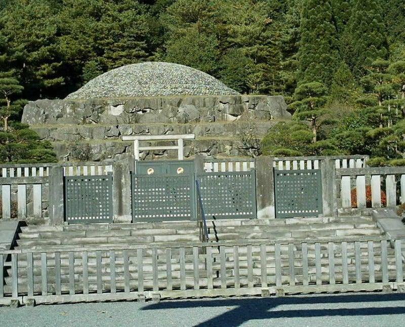多摩御陵 昭和天皇武蔵野陵