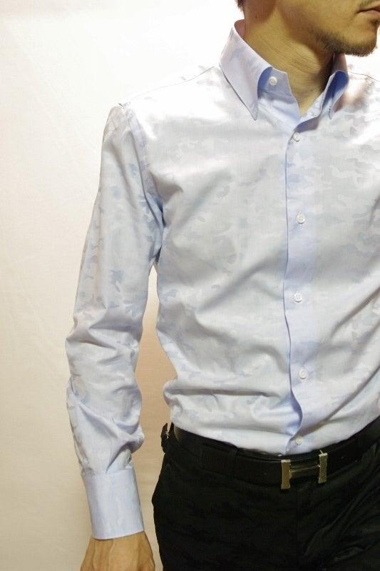 カモフラシャツ