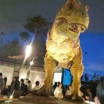 福井恐竜博物館に行き…