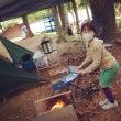 GWにキャンプ。
