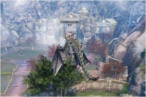 上から見たカルレ邸