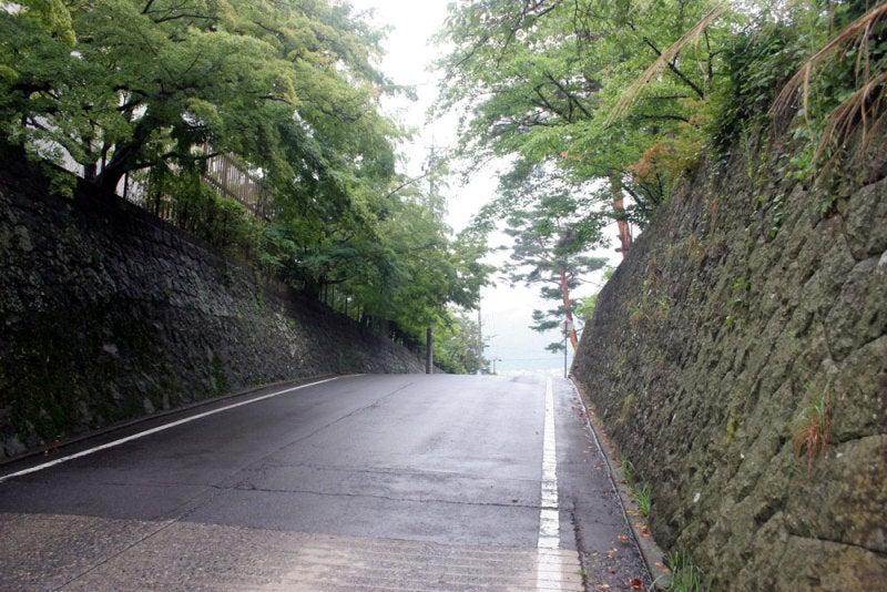 横山城/④堀切