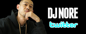 DJ NORE twitter バナー