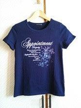 Tシャツ(紺色)