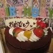 誕生日Cake あり…