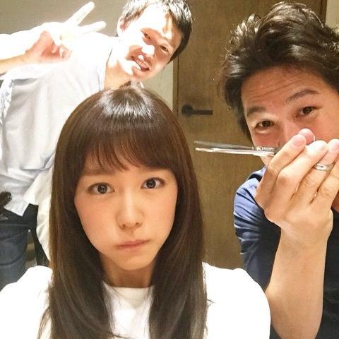 桐谷美玲 髪型