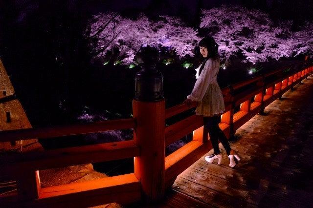 ポトレ 福島 桜