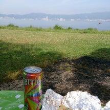 琵琶湖ピクニックと釣…
