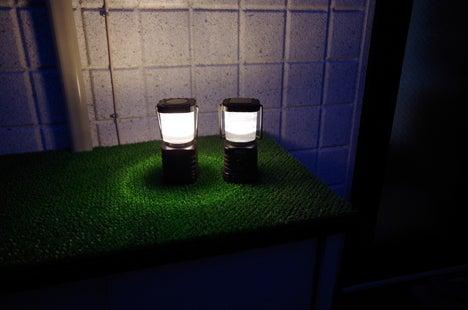 エクスプローラー、ハイランダー LEDランタン比較5