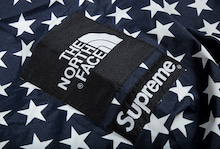 supreme north face coaches jacket NV2