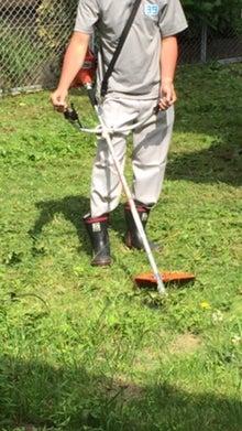 草刈マサオです。笑