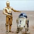 R2-D2とC-3P…