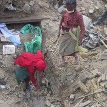 ネパール大地震支援 …