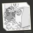 洗濯機壊れたっぽい・…