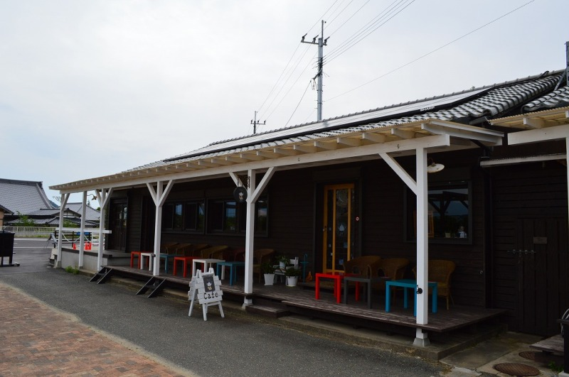 Cafe Colorful