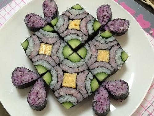 飾り巻きずしと韓国料理を楽しむ会