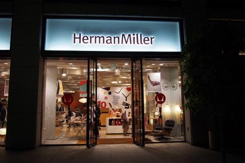 ハーマンミラーのトークイベント