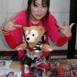 安川ユカさんとクマ