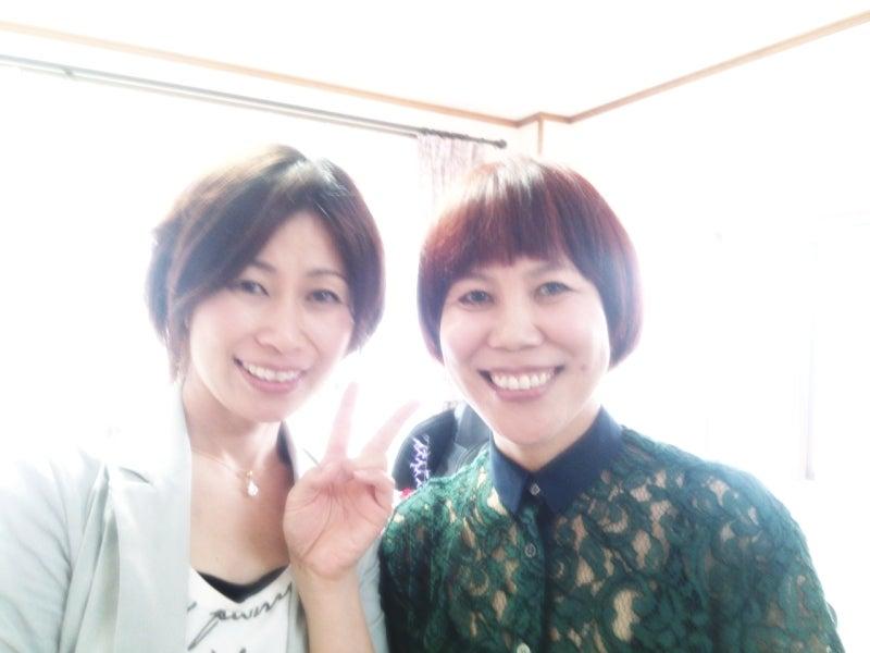 メイクアップアーティスト 山本 浩未さんにお会いして\u2026♡