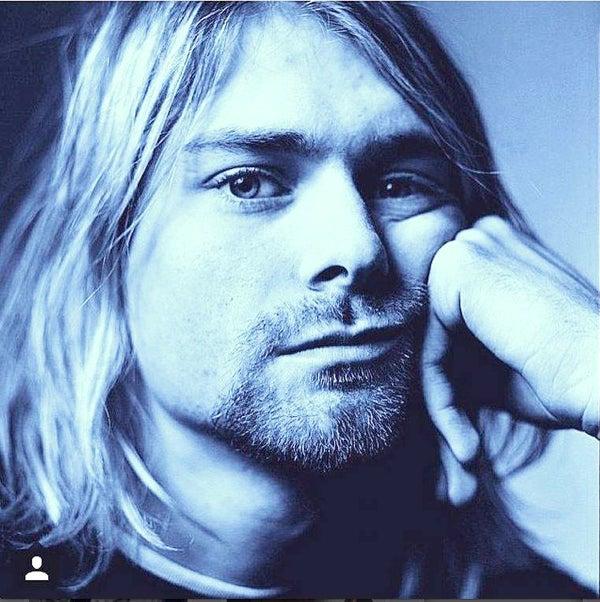 カートコバーンKurt Cobain画像@古着屋カチカチ